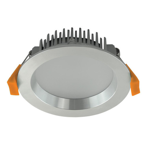Deco 13W Round Recessed LED Downlight Kit - Aluminum