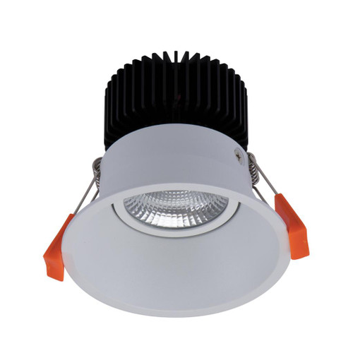 Deep 13W Recessed Adjustable LED Downlight Kit - White