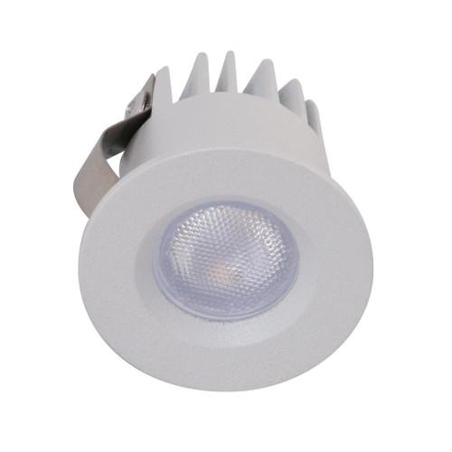 Pocket 3W Mini Recessed LED Downlight Kit - White