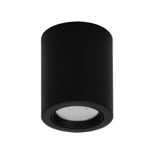 Neo 10W Surface Mounted Tiltable Downlight - Black