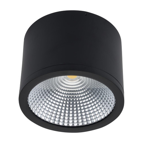 Neo 35W Surface Mounted COB LED Dimmable Downlight - Black