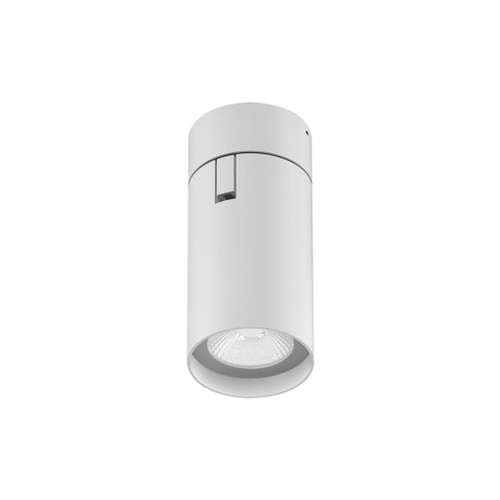 Pistol 15W Surface Mounted Adjustable LED Downlight - White