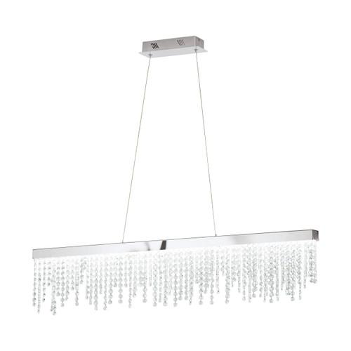 Antelao Linear Crystal LED Pendant Light