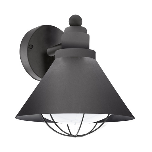Barrosela Black Outdoor Wall Light