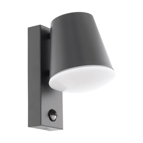 Caldiero Anthracite Opal Outdoor Wall Light