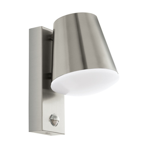 Caldiero Stainless Steel Opal Outdoor Wall Light