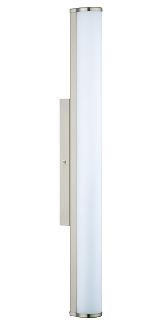 Calnova Satin Nickel Indoor Wall Light - Small