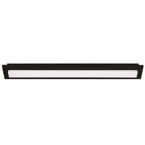 Cumbrecita Black Mirror Vanity Wall Light - Large