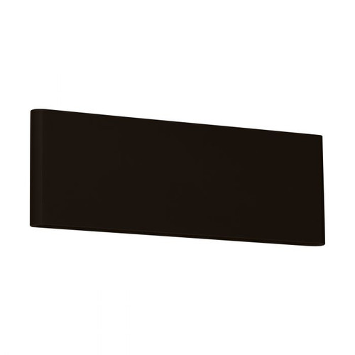 Climene Slim Linear Matt Black LED Wall Light