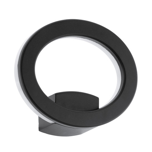 Emollio Black Ring LED Wall Light