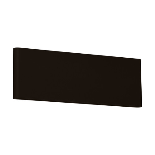 Climene Slim Linear Tri Colour Matt Black LED Wall Light