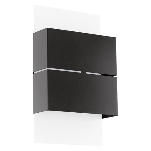 Kibea Anthracite White Modern Wall Light