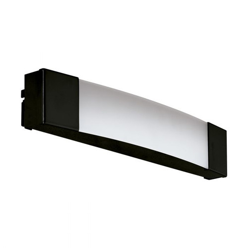 Siderno Black Opal LED Vanity Wall Light - Small