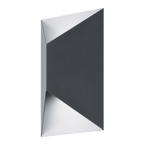 Predazzo Anthracite Wall Light