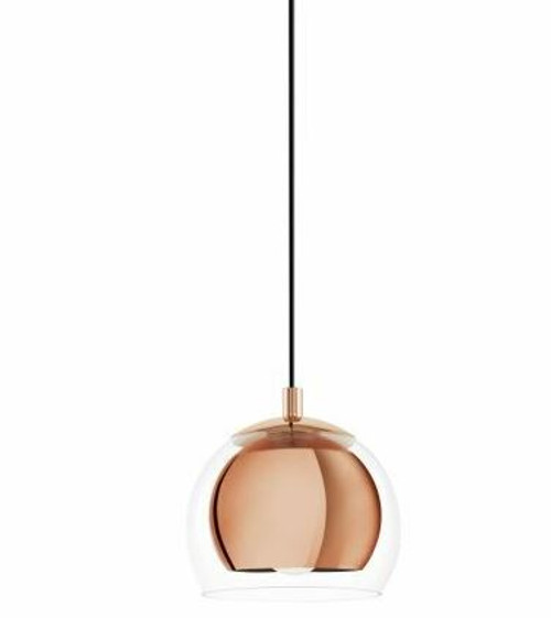 Rocamar Copper Single Pendant Light