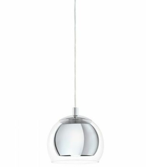 Rocamar Clear Glass Pendant Light