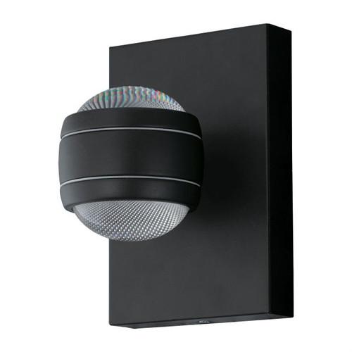 Sesimba Hanging Ball Black Outdoor Wall Light