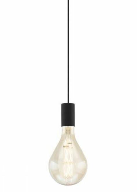 Tavistock Black Lamp Holder