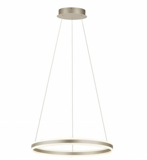 Tonarella Champagne Ring LED Pendant Light
