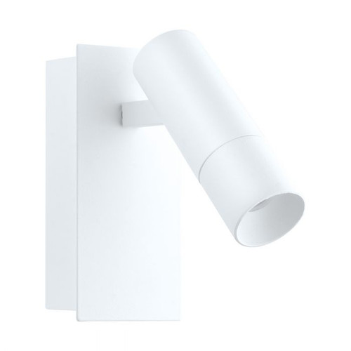 Tomares Matt White LED Wall Light