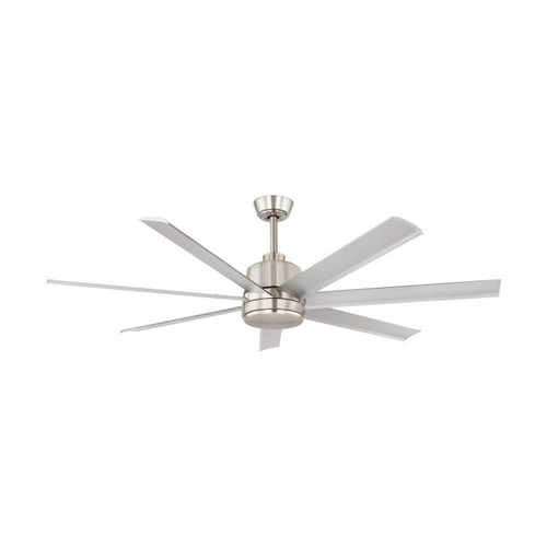 "Tourbillion 60"" DC Ceiling Fan - Aluminium"