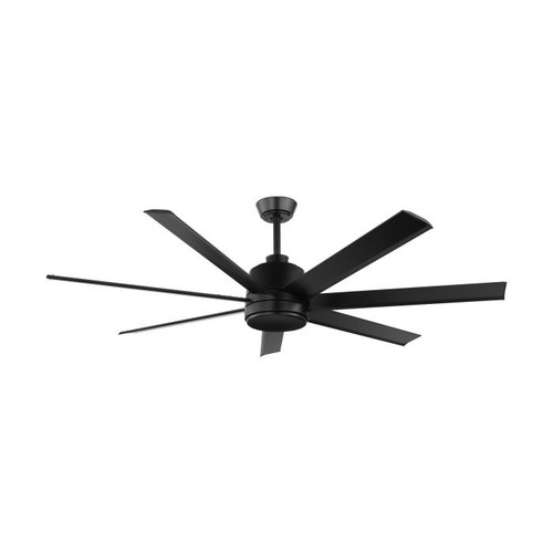 "Tourbillion 60"" DC Ceiling Fan - Matt Black"