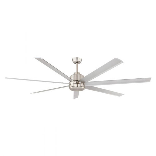 "Tourbillion 80"" DC Ceiling Fan - Aluminium"