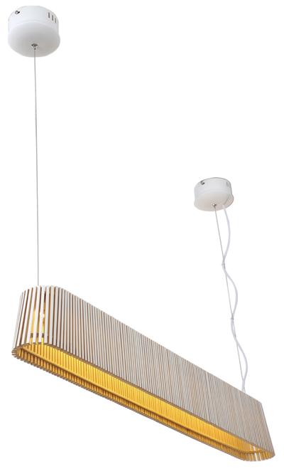 Replica Seppo Koho Owalo 7000 Pendant Lamp in Natural