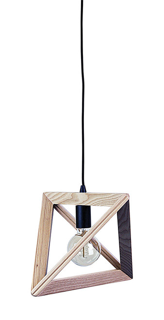 Replica Herr Mandel Wood Lamp Frame Pendant Lamp
