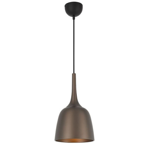 Piper Bell Black Pendant Light