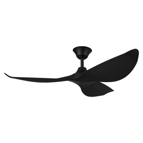 "Cabarita 50"" DC Ceiling Fan - Matt Black"