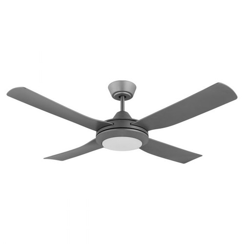 "Bondi 48"" AC ABS Ceiling Fan with LED Light - Titanium"