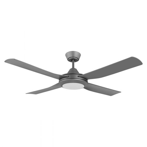 "Bondi 52"" AC ABS Ceiling Fan with LED Light - Titanium"