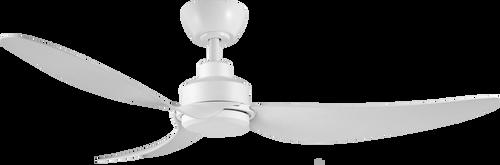 "Trinity 56"" 142cm Ceiling Fan - White"