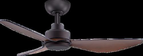 """Trinity 48"""" 122cm Ceiling Fan - Oil Rubbed Bronze"""
