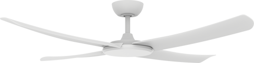"FlatJET 56"" 142cm Ceiling Fan - Matt White"