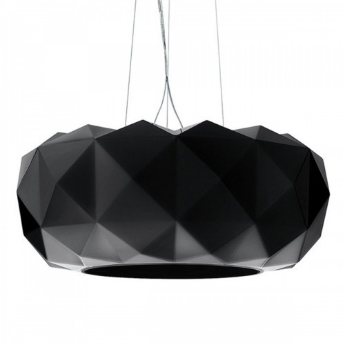 Replica Deluxe Archirivolto Drum Black Pendant Light
