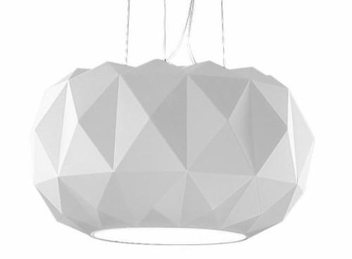 Replica Deluxe Archirivolto Drum White Pendant Light - Small