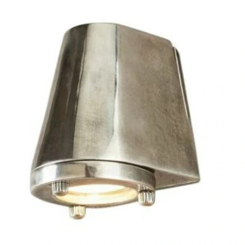 Sailor Antique Silver Outdoor Wall Light