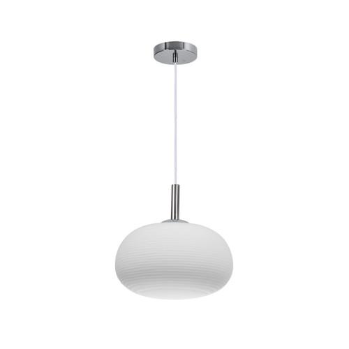 Celia Disc Glass Pendant Light