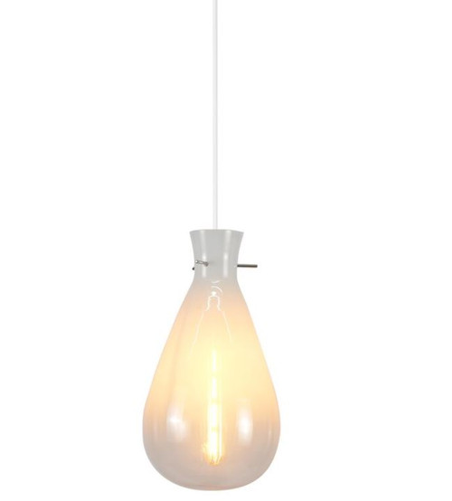 Orson Clear Glass Pendant Light