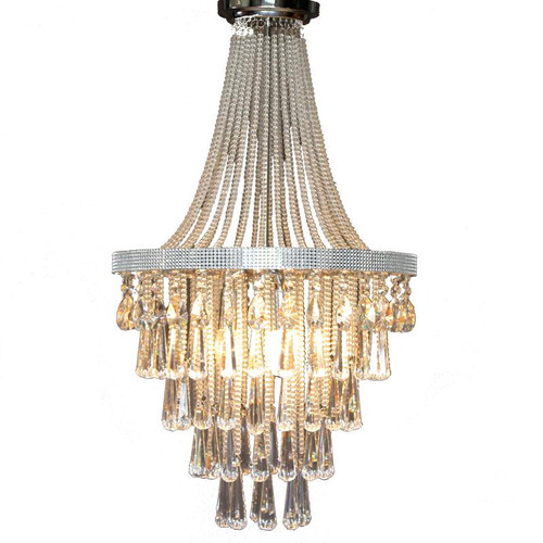 Odette French Empire Crystal Chandelier