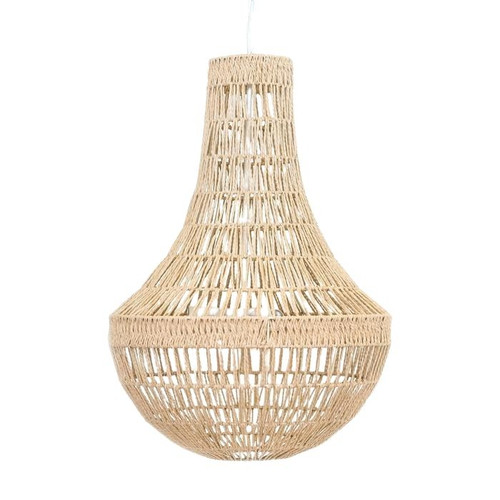 Connor Hampton Natural Rope Pendant Chandelier