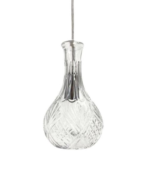 Syrah Wine Decanter Glass Pendant Light