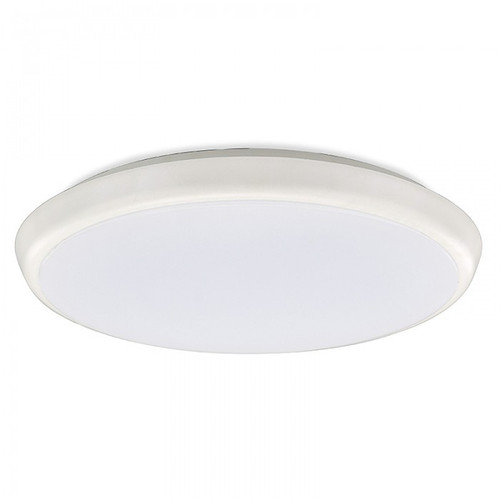 Slimline Round Medium LED Close To Ceiling Light