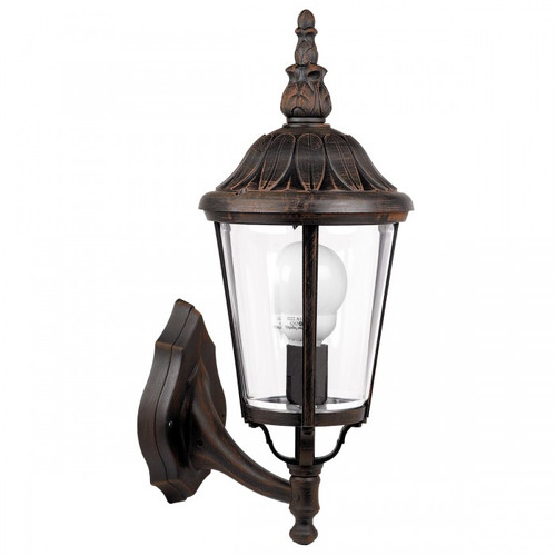 Lucca Bronze Outdoor Wall Light