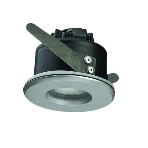 Waterproof 6.5W LED Recessed Downlight - Silver