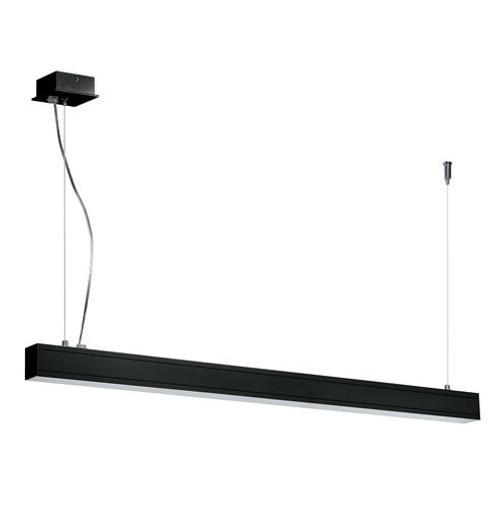 Linear Suspension Mount Striplight Pendant Light