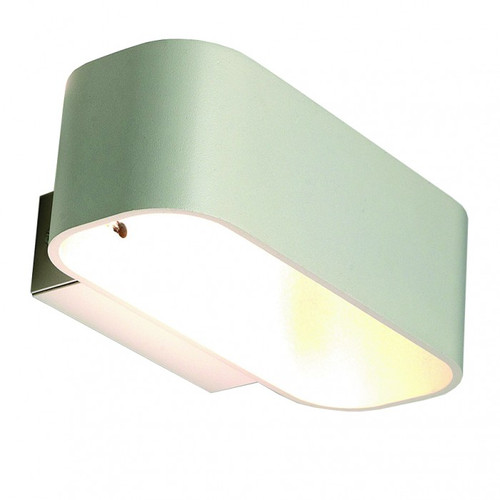 Kolton White Metal LED Wall Light