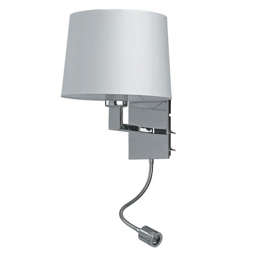 Dawson Wall light with Flexi LED Task Light